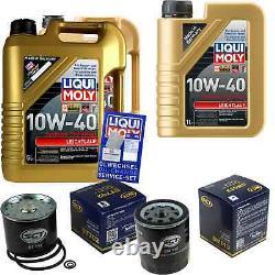 11l Liqui Moly Good Operating Set 10w-40 - Tbs Filters 11232018