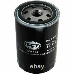 13 L Liqui Moly 5w-40 Engine Oil + Sct-filter Citroën Cavalier Box 230l 2.5