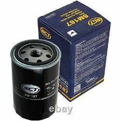 13l Liqui Moly Good Operating Set 10w-40 - Tbs Filters 11232228