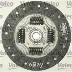 1 Valeo 826 560 Kit Manual Transmission Clutch Disengagement Bearing With