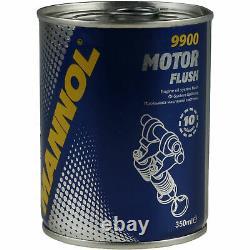 20x Original Sct Oil Filter Sm 5084 - 20x Sct Flush Engine