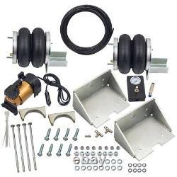 2x Air Suspension + 12 V Compressor For Citroen Relay Fiat Ducato