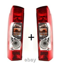 2x Original Kit Lamp Tail Right + Left Ducato Boxer Jumper (2006-2014)