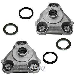 2x Shock Strut Bearing Kit Lens Dust Game Before Fiat Ducato 244