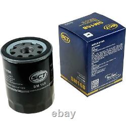 40x Original Sct Oil Filter Sm 168 - 40x Sct Flush Engine Engine Engine