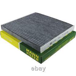 5x Mann Filter Filter Of Habitacle Mannol Air Filter Fiat Ducato Box 250 140