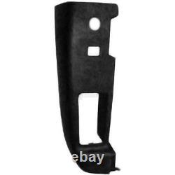 Black Back Bumper Kit 3 Fab Year Pieces. 06-14 Ducato/boxer/cavalier