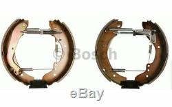 Bosch Brake Kit For Citroen C25 Peugeot J5 0204114508
