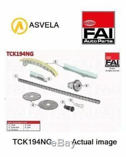 Chain Distribution Kit For Fiat, Peugeot, Citroen Fai Autoparts Tck194ng