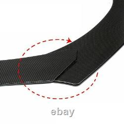 Charcoal Paint Spoiler Front Sclat For Fiat Ducato Strands Lip Diffuser