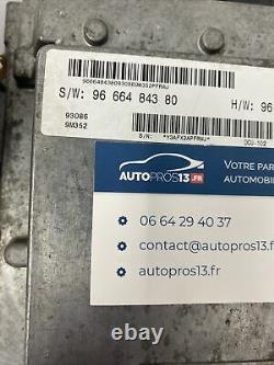 Citroen Jumper Fiat Ducato Peugeot Boxer Calculator 9666484380