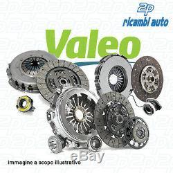 Clutch Kit 3pz Valeo Peugeot 206 Sw 2e / K 2.0 Hdi 66 Kw 90 CV