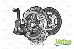 Clutch Kit, Bearing Plumbing Valeo Fiat / Ducato Bus (250.290) / 130 Mjet