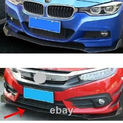Coal Paint Spoiler Before Shine For Fiat Ducato Shutters Diffuser Lip