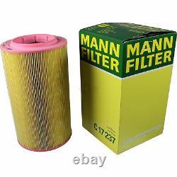 Engine Oil 7l Mannol Elite 5w-40 + Mann Filter Luft Fiat Ducato Bus 250 100