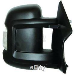 Exterior Mirror Kit Ducato Boxer Cavalier Year Mfr. 06-10 Short Sleeve