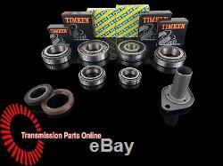 Fiat Ducato 2.8 Hdi Mlgu 5 Gearbox Bearing & Joint Rebuild Kit
