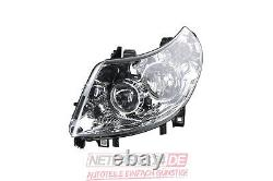 Fiat Ducato Light Kit H7/h1 Left And Right, Since 04/06- Nine Say. Camp