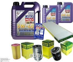 Filter Inspection Sketch Moly Oil 7l 5w-40 For Fiat Ducato
