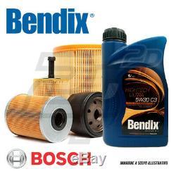 Filter Kit Maid Oil And Bendix 2006 Ducato 3.0 Multijet (pr6338 / 19)
