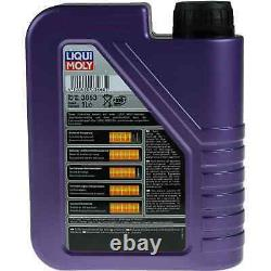 Filter Review Liqui Moly Oil 6l 5w-40 For Fiat Ducato Bus 244 Z 2.0