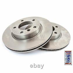 Front Brake Discs For Fiat Ducato Choose/chassis 250 250