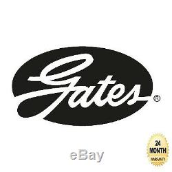 Gates Water Pump Kit Belt Distribution Platform For Fiat Ducato 130 Mr Jet