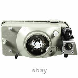 Headlights Kit Lot Ducato Boxer Cavalier Year Fab. 94-99 Philips H4 Hydraulic Lwr