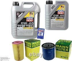 Inspection Sketch Filter Liqui Moly Oil 6l 5w-40 For Fiat Ducato Bus 244 Z