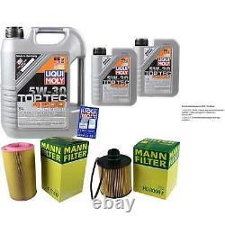 Inspection Sketch Filter Liqui Moly Oil 7l 5w-30 For Fiat Ducato Bus 250