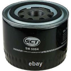Inspection Sketch Filter Liqui Moly Oil 8l 5w-40 For Fiat Ducato Bus