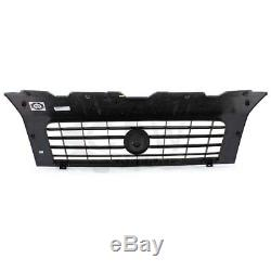Kit Bumper Front Gray + Grid 3 Rooms Ducato / Boxer / Jumper Year Fab
