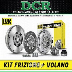 Kit Clutch And Flywheel Luk Peugeot Boxer 3.0 Hdi 175 130kw 177cv