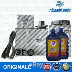 Kit Distribution Services Belt Pompah2o 2l Antifreeze Alfa 159 1.9 Jtdm 100