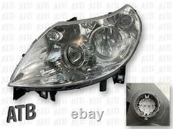 Left Right Headlight Kit For Citroen Jumper Fiat Ducato 250 Peugeot Boxer