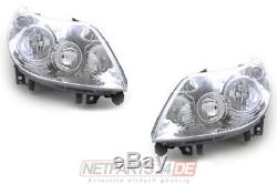 Lighthouse Kit H7 / H1 Left And Right For Fiat Ducato 04 / 06- Nine Say. Stock