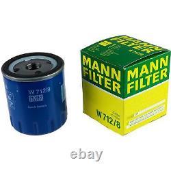 Liqui Moly 10l 5w-30 Engine Oil - Mann-filter Set For Lada Niva 2121 1900