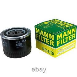 Liqui Moly 7l 5w-30 Engine Oil - Mann-filter Filter Fiat Ducato Bus 250 290