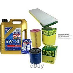 Liqui Moly Oil 5l 5w-30 Filter Review For Fiat Ducato Bus 244 Z