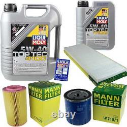 Liqui Moly Oil 6l 5w-40 Filter Review For Fiat Ducato Bus 244 For