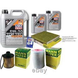 Liqui Moly Oil 7l 5w-30 Filter Review For Fiat Ducato Bus 250