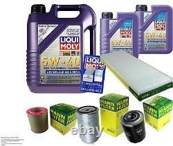 Liqui Moly Oil 7l 5w-40 Filter Review For Fiat Ducato Box 230l 2.5 D