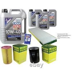 Liqui Moly Oil 8l 10w-40 Filter Review For Fiat