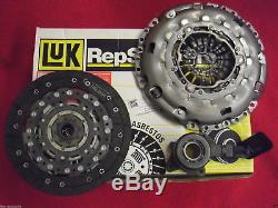 Luk Clutch Em'em Kit Cavalier Ducato Boxer 3.0 140 150 160 Hdi