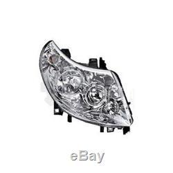 Magneti Marelli Headlights Kit Fiat Ducato Year Mfr. 09 / 10- Incl. Lamps C2i
