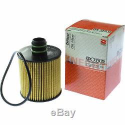 Mahle Filter Fuel Kl 567 Interior 411 Air Lak LX 2059 To Ox Oil 779d