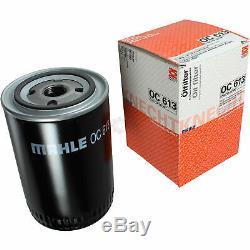 Mahle Fuel Filter Kx 398 Interior Air Lak 411 LX 2059 Oil 613 Oc