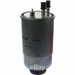 Mahle / Knecht Filter Kit Inspection Kit On Sct Wash Motor 11612567