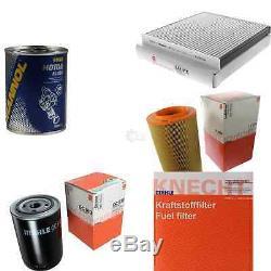 Mahle / Knecht Filter Kit Inspection Kit On Sct Wash Motor 11614683