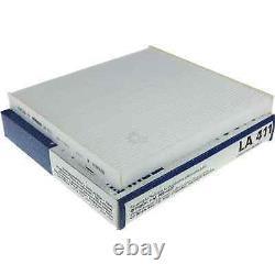 Mahle / Knecht Inspection Set Sct Filter Set Engine Wash 11612685